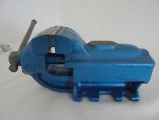 Schraubstock,HSP80 /RHSpannweite ca.10cm,Backenbreite ca.8cm,ca.7,4kg,mit Amboss