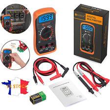 XL830L Multimètre digital voltmètre ampèremètre OHM Circuit Testeur Buzzer