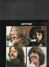 THE BEATLES - let it be LP