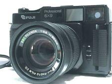 """COUNT """"034"""" [Near Mint] Fujifilm FUJI GW690 II PRO 6x9 Camera w/ 90mm From JAPAN"""
