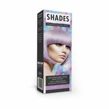 Shades London LILAC HAZE Semi-Permanent Pastel Toner Colour Hair Dye x 3