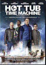 HOT TUB TIME MACHINE DVD Movie-Brand New-Fast Ship- HMVDVD-8277