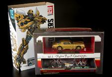 Hasbro Transformers Bumblebee Vol 1 Retro Rock Garage SDCC 2018