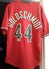 Paul Goldschmidt Signed / Autographed Arizona Diamondbacks Jersey / Fanatics COA
