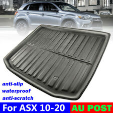 Heavy Duty Cargo Rubber Waterproof Mat Boot Liner for Mitsubishi ASX 2010-2020