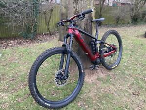TREK RAIL 7 2020 Electric Mountain Bike-Only 50miles From New-