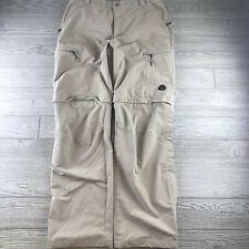Men Outdoor Hiking Climbing Killtec Tactical Pocket Cargo Sport Pants Khaki XL