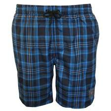 Speedo Polyester Checked Swimwear for Men