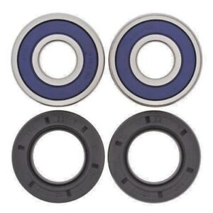 Victory Cross Country Cross Roads 2010-2013 Front Wheel Bearings And Seals