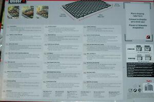 Weber Grillrost 7651 passend für Genesis II   Rost Grill
