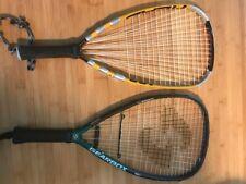Head racquetball racquet and Gearbox racquetball racquet $100 for both