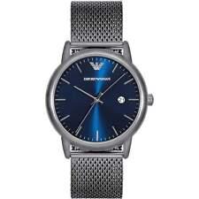 Emporio Armani AR11053  Men's Watch Gunmetal 43mm Stainless Steel