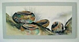 Original artwork - acrylic painting by nationally known Michael Nisperos