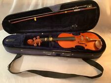 1/4 Quarter Size Stentor Violin with Case (auction)