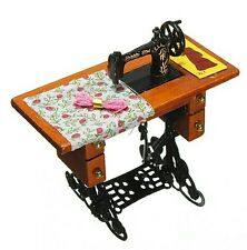 Doll house Sewing Machine Furniture 1:12 scale