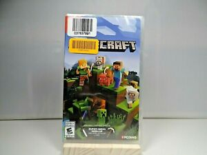 Minecraft - Nintendo Switch Super Mario Mash Up * Hard To find *