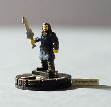 Heroclix The Hobbit Movie 2 Desolation of Smaug 017 Thorin Oakenshield Rare