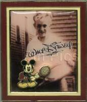 Disney Wide World of Sports The Big Pin Game Mickey Mouse With Walt Sports Pin