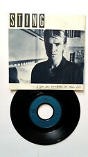 45T vinyl. STING ( If you love somebody... ) 1985 .OCCASION.