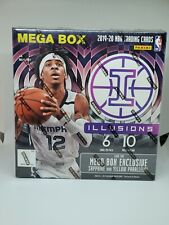 2019-20 Panini Illusions Basketball NBA Mega Boxes
