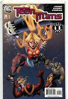 Teen Titans #35 NM  Year 1 Later Johns Daniel Conrad DC Comics  **26