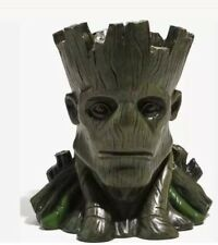 Marvel Guardians of the Galaxy Groot Bust Coin bank GOTG FIGURE