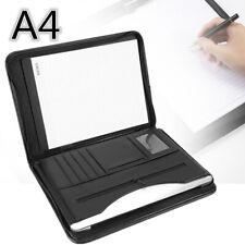 Dokumentenhalter Ordner Speicher Binder-Tasche Paket fuer A4-Papier G9B6 5X D4