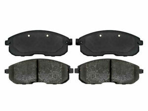 Front AC Delco Brake Pad Set fits Nissan Sentra 2007-2012, 2017-2019 12QBFK