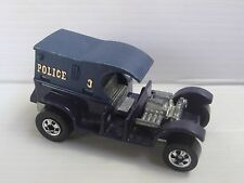 Miniature ancienne Hot Wheels Paddy Wagon Made in France 1969