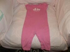 SALE!! * ROMPERS 100/% COTTON GREY BABY TODDLERS  0-24 Months CUTE APPLIQUE