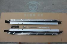 Stainless steel for Hyundai Santa Fe sport 2013-2017 running board side step