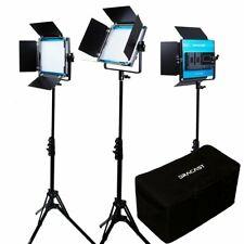Dracast LED500 X Series Bi-Color LED 3 Light Kit with Nylon Padded Travel Case