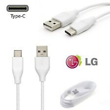 GENUINE LG G6 G5 USB Type C 3.1 High Speed Sync Charging Cable OEM