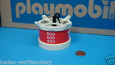 Playmobil 3739 White Rescue Helicopter Water-bomber container toy 161