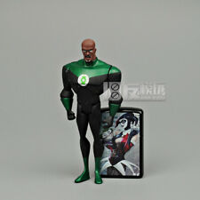 3.75in DC Series  Movable green lantern John 2  Action  Figure Toy