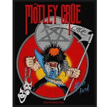 Motley Crue Allister Fiend Patch Official Metal Band Merch New