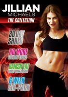 Neuf Jillian Michaels - The Collection DVD