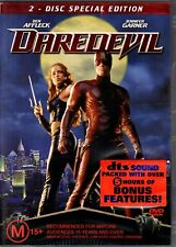 DAREDEVIL - DVD R4 (2004) 2 Disc Special Edition  Ben Affleck LIKE NEW FREE POST