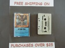 JETHRO TULL THE BROADSWORD AND THE BEAST CASSETTE 6