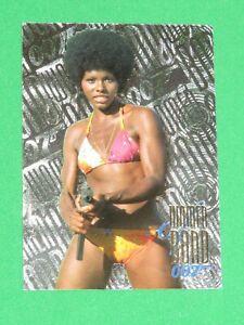 1996 James Bond 007 Connoisseur COLLECTION VOL 2 F/X-TCH Women INSERT Card W12!
