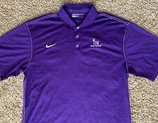 Nike Golf Men's Dri-Fit Polo Shirt - Size Large