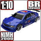 Redcat Racing Lightning EPX Drift 1/10 Scale 4WD On Road RC Car Metallic Blue