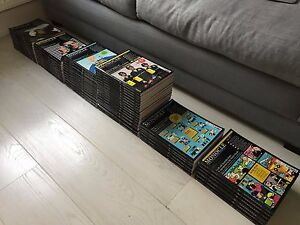 MONOCLE Magazine Complete Vol. 1-4, most of Vol. 5-6 (60 issues total)