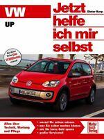 VW UP Jetzt helfe ich mir selbst Reparaturanleitung Reparaturbuch Handbuch Buch