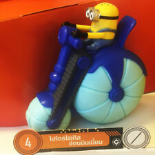 2017 Despicable ME 3 Minion Hydrocycle Surprise McDonalds Toys New Sealed Hobby