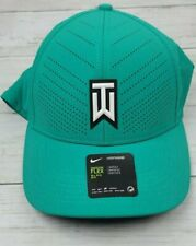 New with tags! Nike Aerobill Tiger Woods Golf Hat M/L - Medium Large $35 Retail