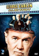 George Carlin: All My Stuff (DVD, 2007) 14-Disc Set New