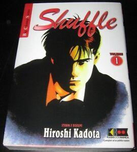 SHUFFLE VOLUME 1 FLASHBOOK MANGA