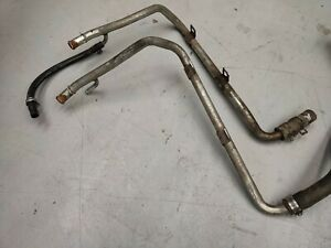 FORD FPV BF XR6 F6 TURBO WATER COOLANT / HEATER PIPE UNDER INLET MANIFOLD