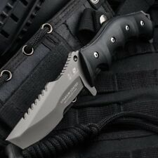 HX OUTDOORS Tactical Camping Military Straight Knives 440C Steel High Hardness